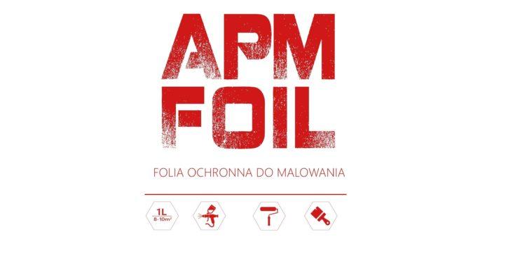 FOLIA OCHRONNA DO MALOWANIA